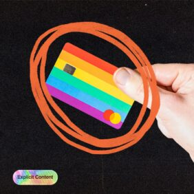 How one bank productized boring with pride credit cards.